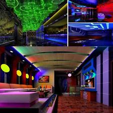 5M Flexible Strip Light 3528 RGB LED SMD Remote Fairy Lights Room TV Party Bar