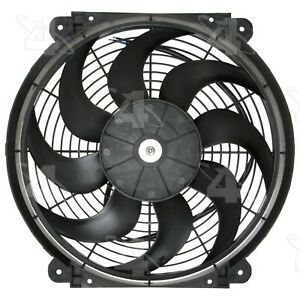 Four Seasons 36897 Auxiliary Engine Cooling Fan Assembly