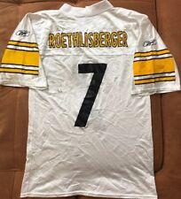ae2f3293a Ben Roethlisberger Pittsburgh Steelers Reebok NFL Football Jersey Size  Medium