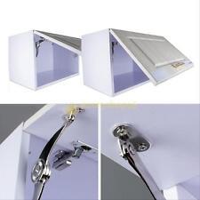 1× Cabinet Cupborad Furniture Door Soft Close Lift Up Stay Support Hinge Damper