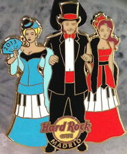 "Hard Rock Cafe MADRID 2013 ""Fiesta de la Paloma"" (Feast of the Dove) PIN #74482"