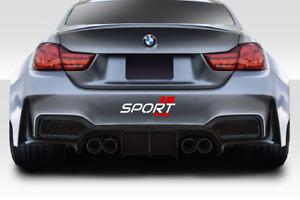 SPORT Bumper Vinyl Decal Sticker Performance Motorsport Racing Car Emblem logo