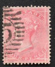 ROYAUME UNI ;GREAT BRITAIN ;4p ; 1855 ; YT 18 ; Scott 22 / L245b