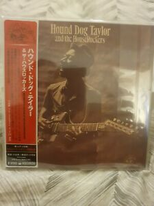 Hound Dog Taylor & The HouseRockers  - CD Japanese release