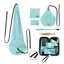 More details for imelod saxophone cleaning kit with case for alto tenor  assorted colour names
