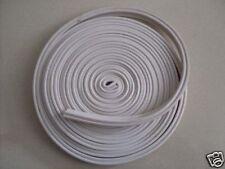 Vespa floor board WHITE rubber strips VNA VNB VBA VBB VBC VLB GL GS V8167