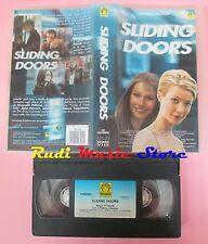film VHS SLIDING DOORS Gwyneth Paltrow MEDUSA 1998   (F4**) no dvd
