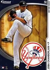 JOBA CHAMBERLAIN Fathead Tradeables 5x7 Yankees Sticker