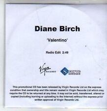 (BT350) Diane Birch, Valentino - DJ CD