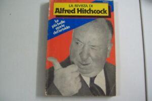 LA RIVISTA DI ALFRED HITCHCOCK 5 RIZZOLI LUGLIO 1978 LAWRENCE BLOCK+JACK RITCHIE