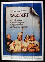 Poster Dagobert Ugo Tognazzi Michel Serrault Coluche Bouquet M272