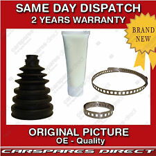 ROVER MINI DRIVESHAFT OUTER CV JOINT BOOT KIT / GAITER *NEW* 2YR WTY