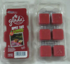 GLADE APPLE TREE PICNIC  WAX MELTS (12 melts)  Limited Edition