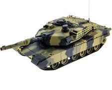 1:24 US M1A2 Abrams RC Battle Tank Radio Remote Control Airsoft New