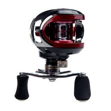 Lma200 10 1bb Ball Bearings Bait Casting Fishing Reel High Speed 6.3 1 F6 Red Left Hand