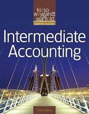 Intermediate Accounting by CPA Kieso, Donald E, Ph.D.: Used