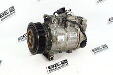 ORIGINAL AUDI A8 4H Compressore d' ARIA CONDIZIONATA A/C DENSO 4h0260805e