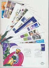 Nederland blanco FDC's 2001 KOOPJE!