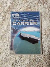 Discovery Classics - Carrier: City of Steel (Dvd, 2007) New - Sealed