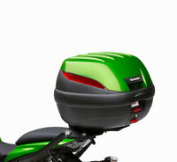 KAWASAKI Z1000SX Topcase-Set 39 Liter 17P Candy Lime Green Baujahr 2011 - 2013