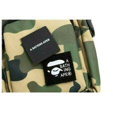 Bape 1st Camo Cordura Canvas Mini Crossbody Messenger Camera Shoulder Bag Pouch