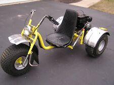 Vintage very rare three wheeler Carl Heald Super Tryke ( Trike )