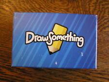 Zynga 2012 Box Ersatz verwendet Karten für Hasbro Draw Something Spiel