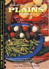 Best of the Best from the Plains Cookbook Recipes from Idaho Montana Wyoming ++