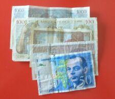 Lot 5 Billets France