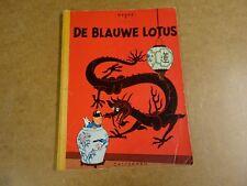 STRIP MET LINNEN RUG / KUIFJE - DE BLAUWE LOTUS