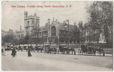 New College Finchley Road South Hampstead London, Charles Martin Postcard B791