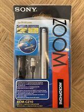 Sony Zoom Microphone ECM-CZ10