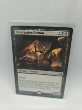 Magic the Gathering: Desecration Demon x1 - Modern Masters 2017 - MTG