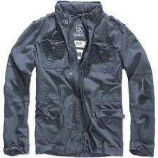 Cappotti e giacche da uomo parke blu Brandit