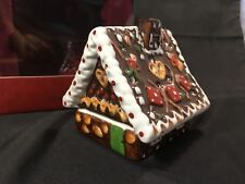 """Villeroy & Boch Germany Miniatures Witch House - """"Hansel & Gretel"""" Collectables"""