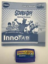 VTech Innotab 2 3 3s game Scooby-Doo Mystery Madness