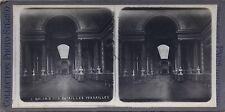 Versailles Galerie des Batailles Paris France Stereo Vintage