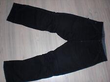 GSTAR Jeans Black Waiste 34 Length 32