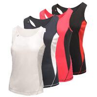 Regatta Rio Womens Gym Run Sports Breathable Sleeveless Vest Top T Shirt RRP £20
