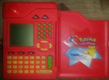 POKEMON POKEDEX 1999 Nintendo Creatures  Game Freak working with clear memory