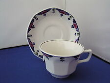 Ironstone Adams Pottery Cups & Saucers