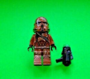 LEGO STAR WARS ### GEONOSIS CLONE TROOPER - FIGUR AUS SET 75089 ### =TOP
