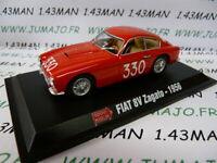 IT74 Voiture 1/43 STARLINE 1000 MIGLIA :Fiat 8V Zagato 1956
