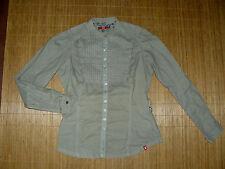 Esprit Damenblusen, - tops & -shirts aus Baumwolle ohne Muster für die Freizeit