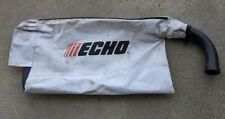 Echo ES-210 Handheld Blower Shred N Vac Debris Bag and Tube OEM 99944100205