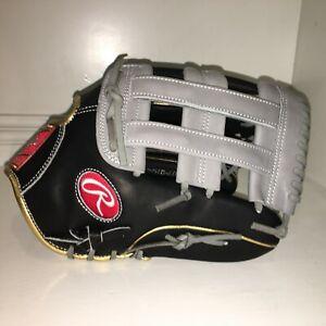 "NEW Rawlings PROJD-6JBGPRO Heart of the Hide Baseball Glove 13""  PRO ISSUE"