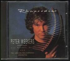 PETER WEEKERS Rhapsodies CD W MIKE BATT FLAIRCK Bohemian Rhapsody