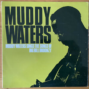 Muddy Waters - Sings The Songs Of Big Bill Broonzy Vinyl LP