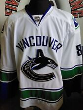 VANCOUVER CANUCKS GAME WORN JERSEY NHL