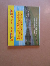 EDMUNDSTON NEW BRUNSWICK CANADA MINI POSTCARDS BOOKLET vintage